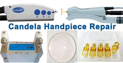 candela handpiece repair