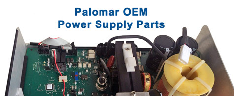 palomar starlux power supply repair