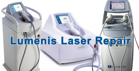 lumenis laser repair