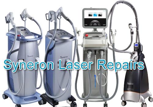 repair syneron laser
