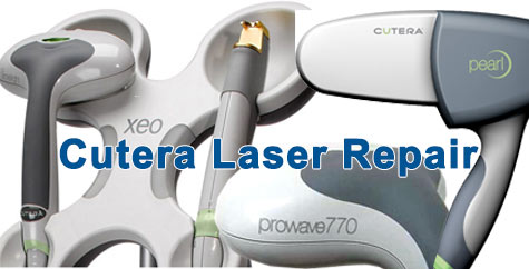 cutera laser repair