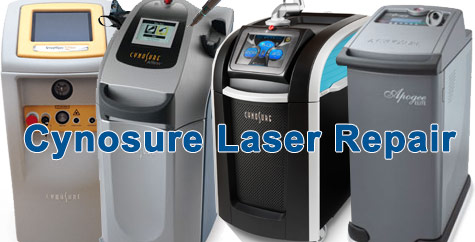 cynosure laser repair