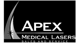 apex medical lasers