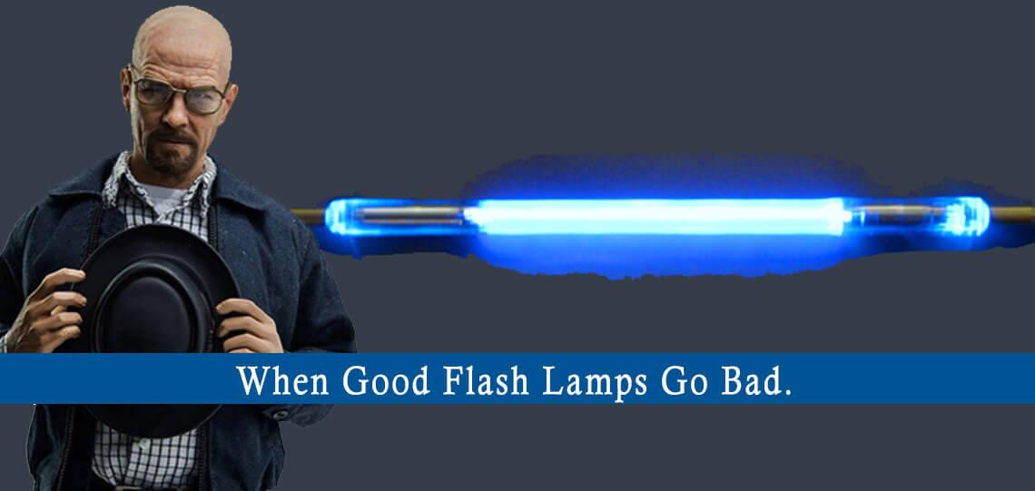 ipl flashlamp repair