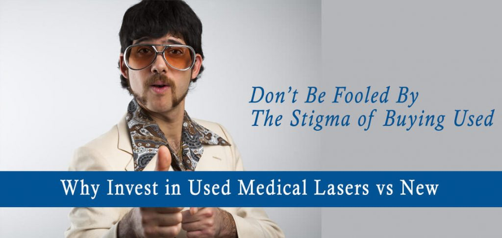 used medical lasers
