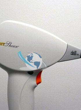 lightsheer duet handpiece
