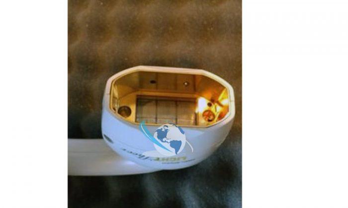 lightsheer hs handpiece